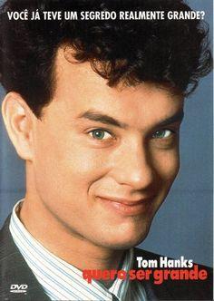 Um filme de Penny Marshall com Tom Hanks, Elizabeth Perkins : Em um passeio num parque de diversões Josh (David Moscow) acaba barrado na montanha-russa. Revoltado, ele pede à máquina dos desejos para ser grande. No dia seguinte o pedido foi realizado e a mãe o expulsa de casa, pois não conhece aquele estran...