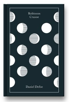 Robinson Crusoe, cover by Coralie Bickford-Smith My favorite book of all time.