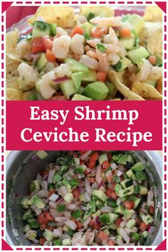 Shrimp Ceviche Recipe - Perfect Appetizer for Cinco De Mayo, ceviche recipe, ceviche recipe shrimp, shrimp ceviche recipe, shrimp ceviche recipe authentic, shrimp ceviche with avocado, shrimp ceviche with avocado appetizers, cinco de mayo party ideas food