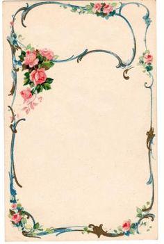 FREE Pretty little vintage note by kelley