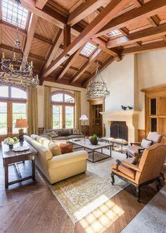 Carmel country estate, CA. Architects John Malick & Associates. David Duncan Livingston photo.