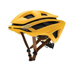 01674cc447 Smith Optics Overtake Adult Off-Road Cycling Helmet Matte Mustard   Small