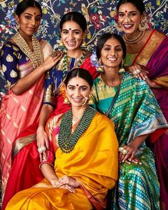 Ayush Kejriwal, an UK based Indian designer, designs sarees with stories of the past using vibrant colours.