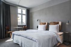 Hotel SP34: A Boutique Hotel in the Latin Quarter of Copenhagen | http://www.yatzer.com/brochner-hotel-sp34