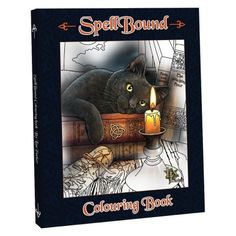 Spellbound - Colouring Book