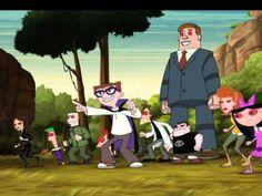Phineas y Ferb: ¿Dónde esta Perry? Parte 2