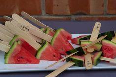 Dinosaur party - watermelon