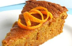 5 receitas de bolo de iogurte grego super saborosas   ncultura Paleo Dessert, Dessert Recipes, Food Cakes, Orange Carrot Cake Recipe, Citrus Cake, Apple Cake, Scd Recipes, Cooking Recipes, Valencia Orange
