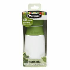 Microplane Herb Mill | this herb mill works extremely well and is simple to clean up. I love mine.