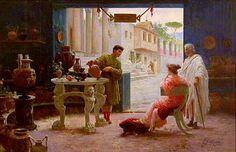 Edouardo Ettore Forti (1880 - 1920) – Pintor Italiano_7