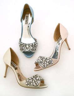 207229906603 Badgley Mischka Hansen. Wedding Shoes