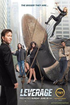 leverage photos   Leverage – Season 3 – Poster   Leverage Episodes Download - Watch ...
