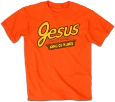 Sweet Jesus T-Shirt - King of Kings - JTbliss