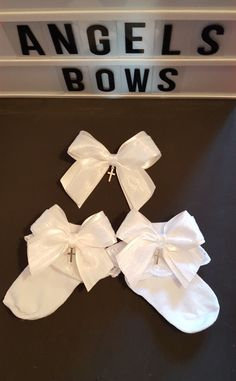 https://www.facebook.com/groups/angelsbows/ click on the link to my group lots lots more