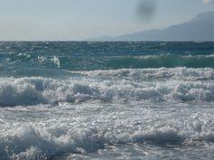 Comos beach, Crete