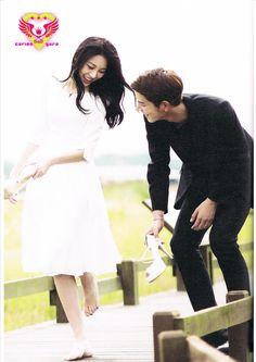 Dara Park dating Kim dus Hyun