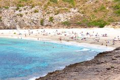 Panoramio - Photo of #Cala Torta in Nordosten von #Mallorca