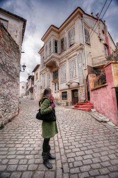 Xanthi, Greece{it would be fun to recreate this picture!}