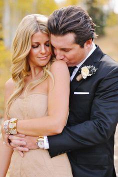 Deer Valley Fall Wedding