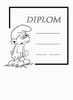 Diplom - šmoula