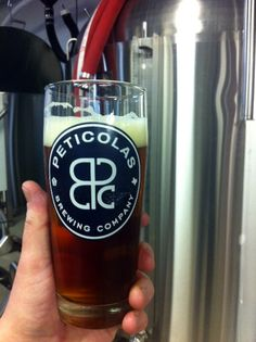 Mmmm Peticolas brewery tour. This stuff is incredible. Dallas beer.