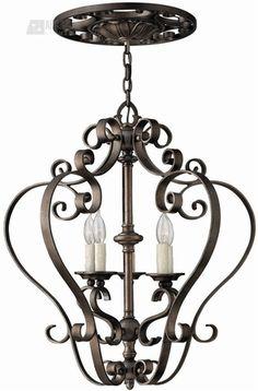 Firstlight Regency 8 Light Candle Chandelier Mom Fixtures. Wrought Iron  Foyer Lighting