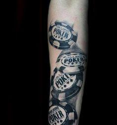 53 Best Poker Tattoos Images Poker Tattoos Tatoos Awesome Tattoos
