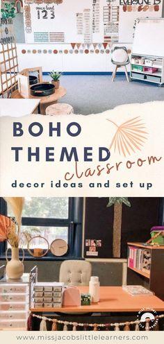 Teacher Classroom Decorations, Kindergarten Classroom Decor, Modern Classroom, 4th Grade Classroom, New Classroom, Classroom Setting, Classroom Setup, Classroom Design, Themes For Classrooms