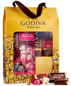 Godiva Chocolatier, Chocolate Bundle