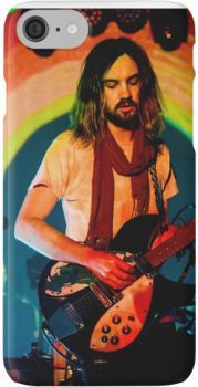 Kevin Parker with Tame Impala iPhone 7 Cases