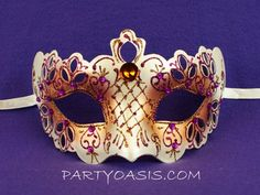 @MariaElena Hassaine This one is for you Mari :)Maquerade Ball Eye Mask