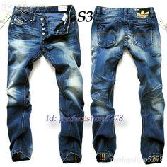 Adidas Originals x Diesel Jeans VIKER