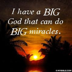 I still believe firmly in miracles and a great big God who performs them! If you believe to bind with me in prayer for Sis Brenda Maddox! This precious lady needs God to give her a complete healing and I'm believing Him for it! Way To Heaven, Believe In Miracles, God Loves Me, Jesus Loves, Praise The Lords, God Jesus, Jesus Christ, Quotes About God, Faith In God