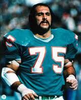 Completely quashed Washington's C Len Hauss in Super Bowl 7 and smothered Minnesota in Super Bowl Football Gear, Football And Basketball, Basketball Players, School Football, Nfl Sports, Sports Stars, 1972 Miami Dolphins, Around The Nfl, Football Conference