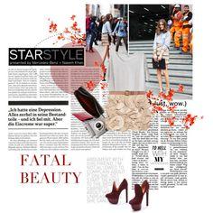 London Fashion Week by m-attie on Polyvore