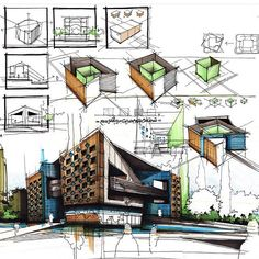 """ Really nice composition. Perspective by @lmimos #Architecture. Gekkoe is everywhere GET YOUR INVITE on www.gekkoe.com """