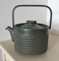 A personal favorite from my Etsy shop https://www.etsy.com/uk/listing/471428916/vintage-retro-1970s-denby-chevron