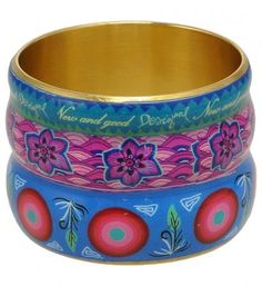 Desigual bracelets. Makes me so ready for summer.