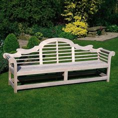 Lutyens Bench Garden Accoutrements Outdoor Garden