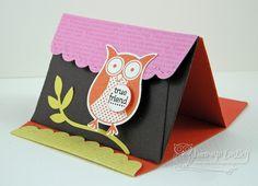 addINKtive designs: Scallop Envelope Easel Card Tutorial