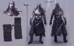 ArtStation - Unity 5 - The Blacksmith - Concept art, Georgi Simeonov