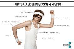 Anatomía de un post casi perfecto #blogs