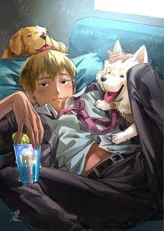 Anime In, Anime Guys, Otaku, Character Art, Character Design, Mob Psycho 100 Anime, Mob Physco 100, Boy Art, Art Reference