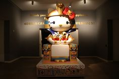 This exists in the world!  World 1, Abyss 0.   20 + Photos: Inside the Supercute World of Hello Kitty - Happenings - Racked LA