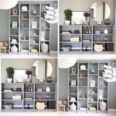 Diy Interior, Interior And Exterior, Kallax, Ikea Billy, Beautiful Interior Design, Kids Corner, Ikea Hack, Decoration, Kids Bedroom