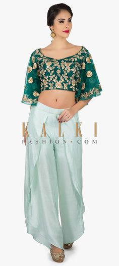 Rock and Crop Top Indian Straight Trendy Ideas - . Diwali Fashion, Indian Fashion, Fall Outfits, Casual Outfits, Kid Outfits, Tulip Pants, Skirt Fashion, Fashion Outfits, Indian Skirt