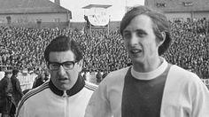 Johan Cruyff en Salo Muller