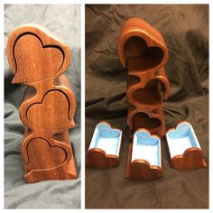 ***SOLD*** Bandsaw box made from a solid block of African sapele. Woodworking Workshop Plans, Woodworking Projects For Kids, Woodworking Box, Bandsaw Projects, Jewelry Box Plans, Bijou Box, Bandsaw Box, Small Wood Projects, Box Patterns