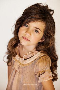 Model portfolio for Adeline Allgood (Zuri Model and Talent) by commercial children photographer Vika Pobeda (www.vikapobeda.com) Hair & Make-up: Alisa Irimia