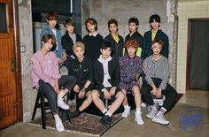 Upcoming Woollim Entertainment boy group Golden Child has revealed a new set of special photos as they prepare for their debut! After previously releasing